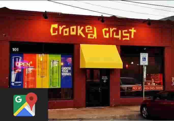 Crooked Crust Denton
